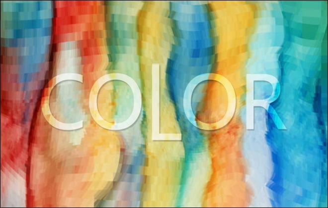英美吉手绘商业色彩