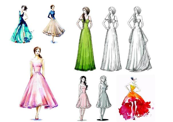 杭州服装设计多少钱【服装设计有前途吗】图片