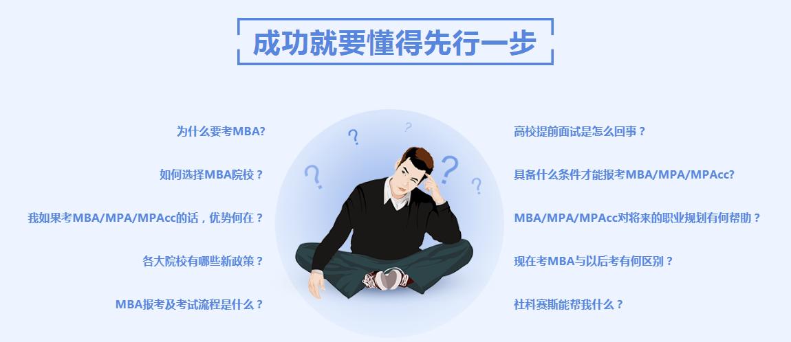 杭州大专生报考mba
