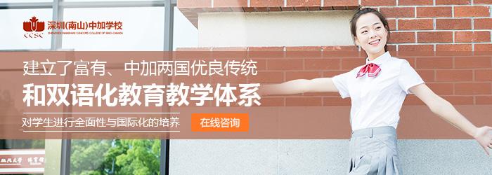 深圳南山中加老师专业吗