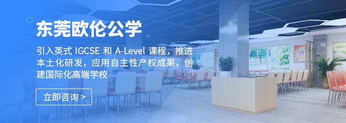 东莞有哪些民办高中