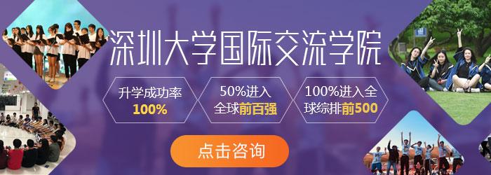 深圳国际本科预科
