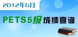 2013pets5成绩查询_