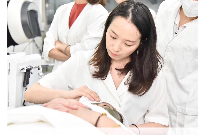 上海徐汇区培训学皮肤管理机构