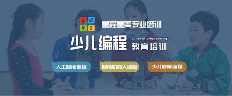 上海少儿计算机编程培训机构