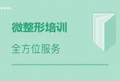 上海微整形培训学校哪里比较好?