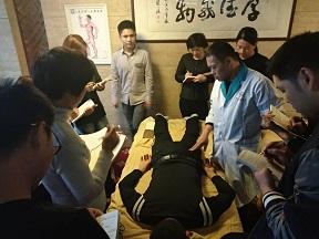 上海保健按摩培训哪家好