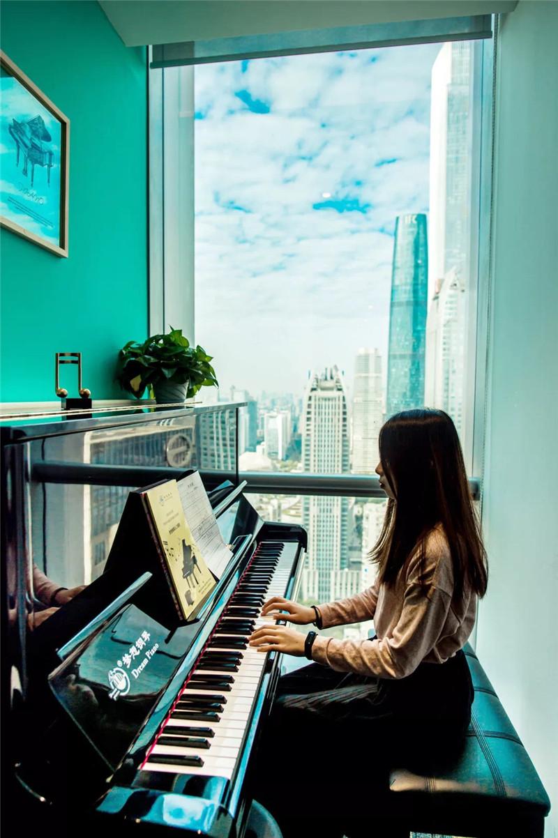 梦想钢琴上课环境