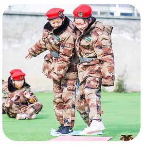 上海冬令营拓展训练报名哪家好