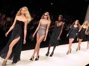 国际时尚T台模特课程