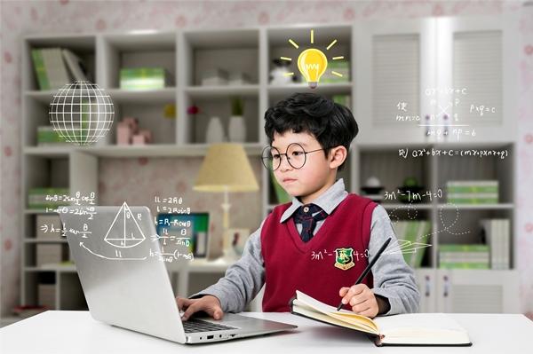 少儿数学思维在线培训