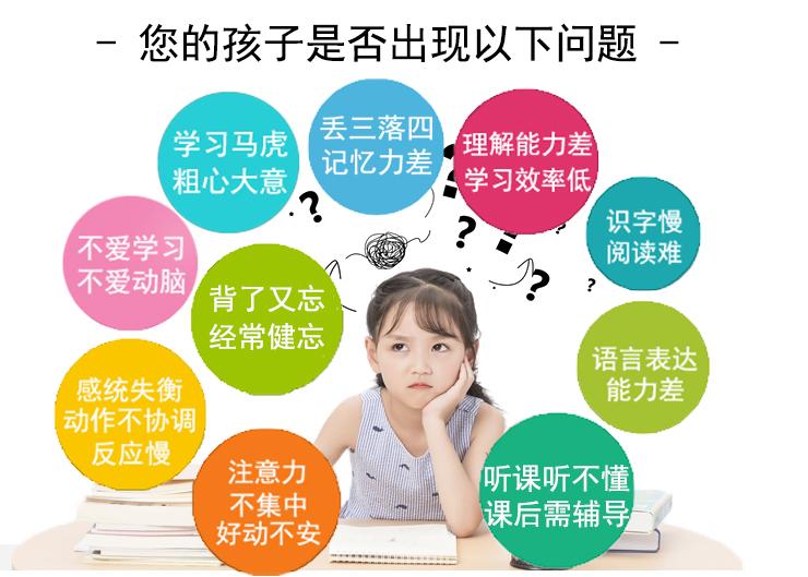 小孩专注力训练学校