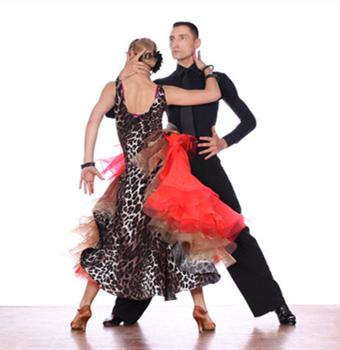 龙华拉丁舞学习课程