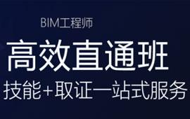 BIM考霸特训班