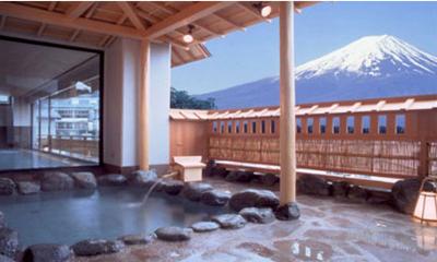 日式温泉酒店