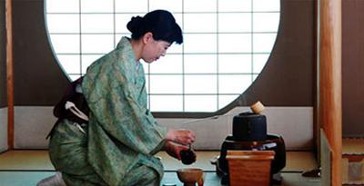 日式茶道学习