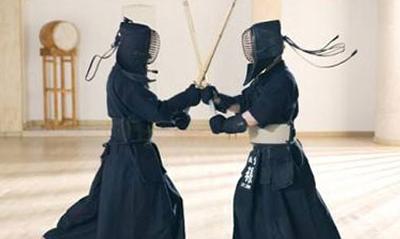 日本剑道体验